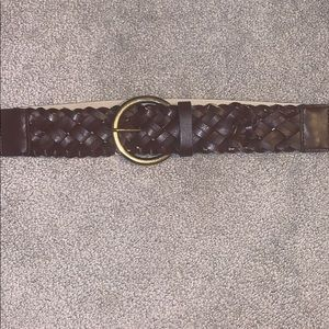 Stretch Brown Belt